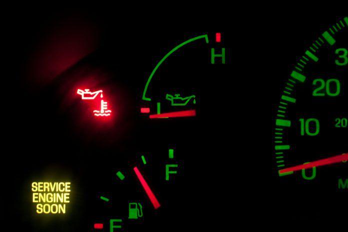 Немає тиску масла в двигуні: причини падіння тиску і способи його підвищення