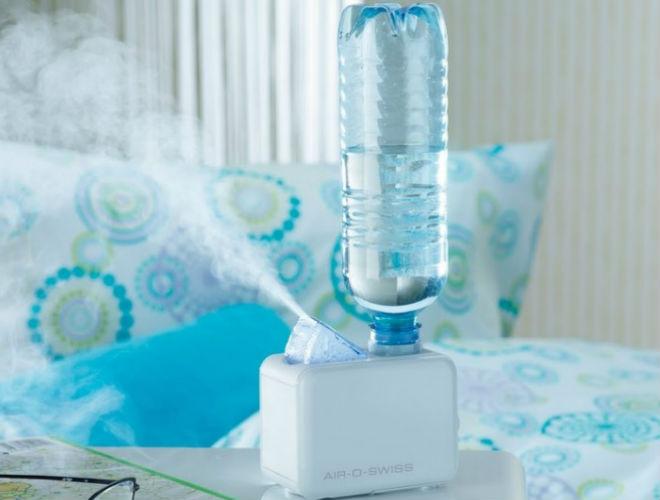 Яку воду заливати в зволожувач повітря?