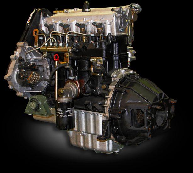 ККД дизельного двигуна