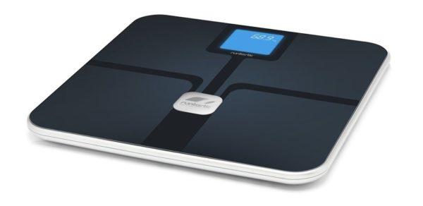 Підлогові електронні ваги з аналізатором складу тіла