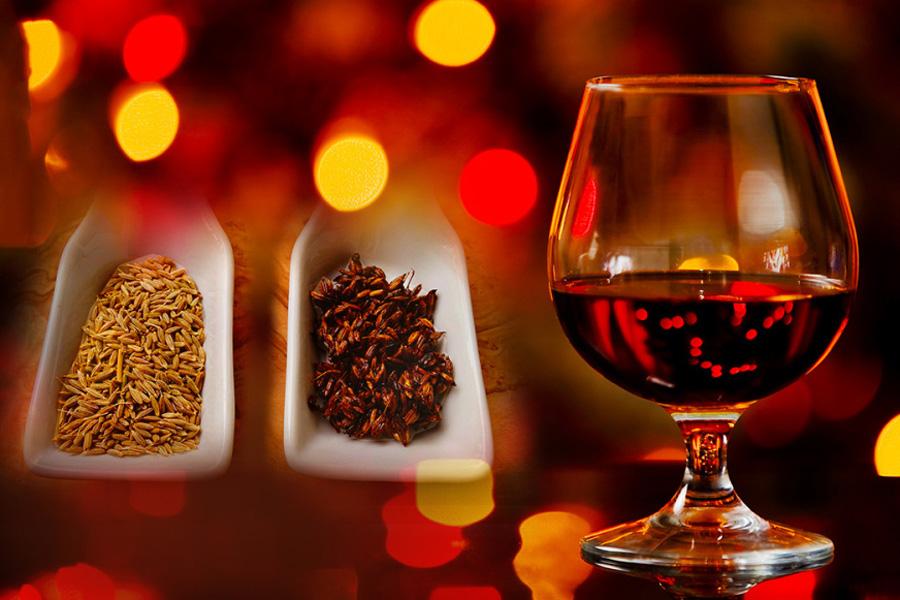 Коньяк при застуді і кашлі — рецепти з медом, перцем, молоком