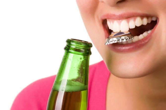 Чи можна алкоголь після і до видалення або лікування зуба у стоматолога