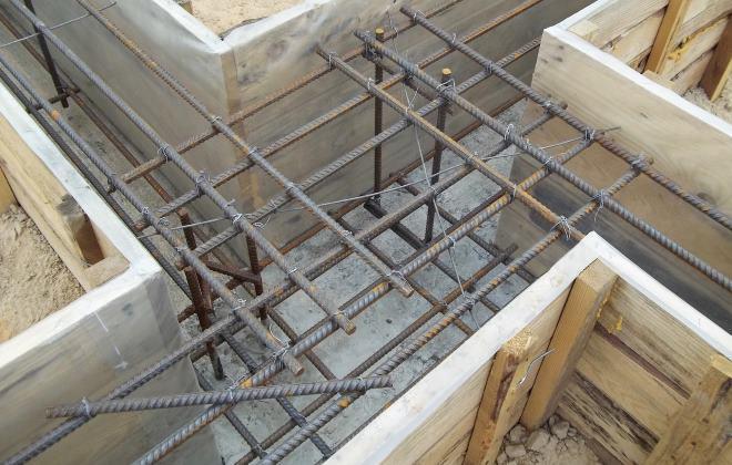 В'язальний дріт для арматури: витрати на 1 т і на 1 м3 бетону