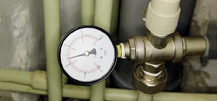 Розрахунок тиску води в трубопроводі. Приклад розрахунку тиску в трубі