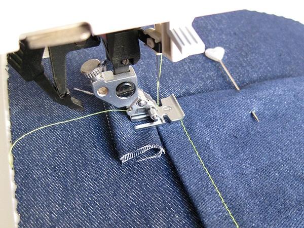 Як відрегулювати натяг нитки в швейній машині
