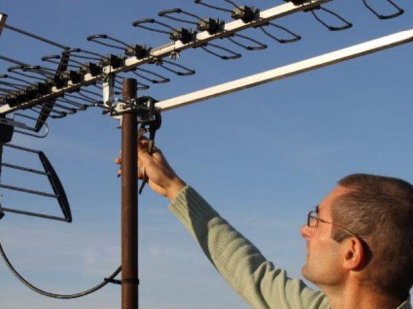 Як посилити сигнал антени телевізора своїми руками