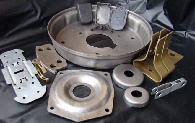Холодне штампування металу та виготовлення штампів: технологія, обладнання