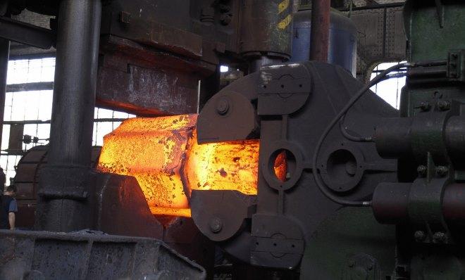 Гаряче штампування металу: технологія і устаткування