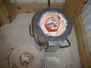 Індукційна піч для плавки металів, виготовлена своїми руками: необхідна схема і принцип роботи,