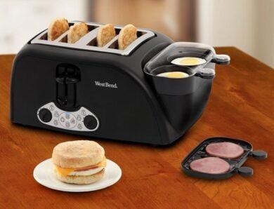 Тостери 2 в 1: сендвіч-тостер, гриль-тостер, ростер-тостер